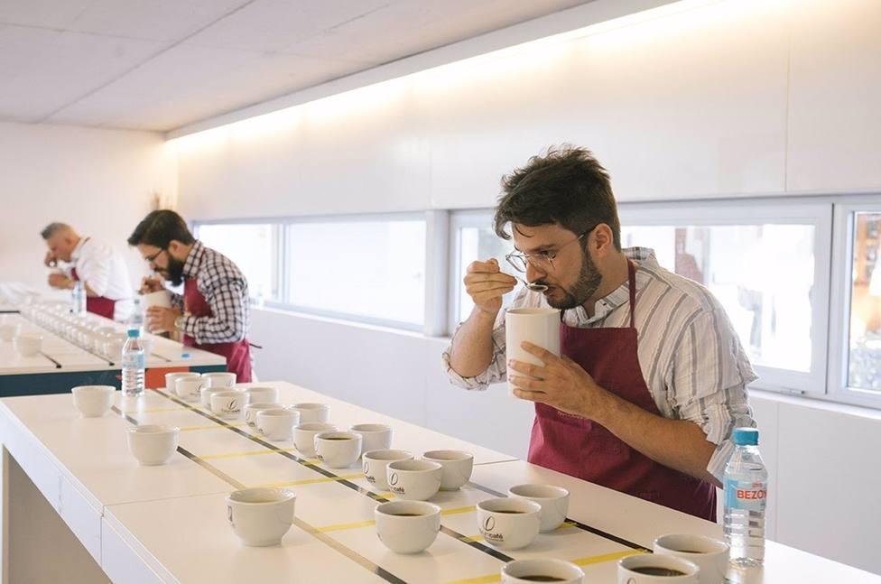El murciano Patricio Navarro, elegido mejor catador de café del país