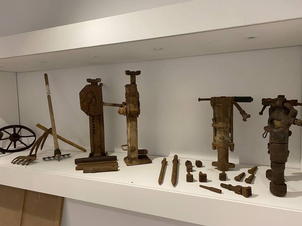 Museo de los canteros de Alpedrete