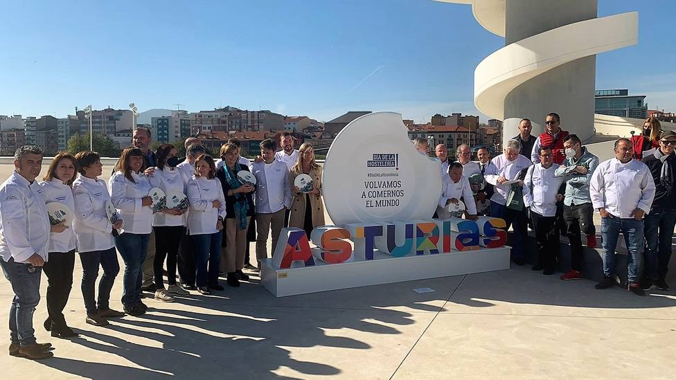 Embajadores de la cocina asturiana