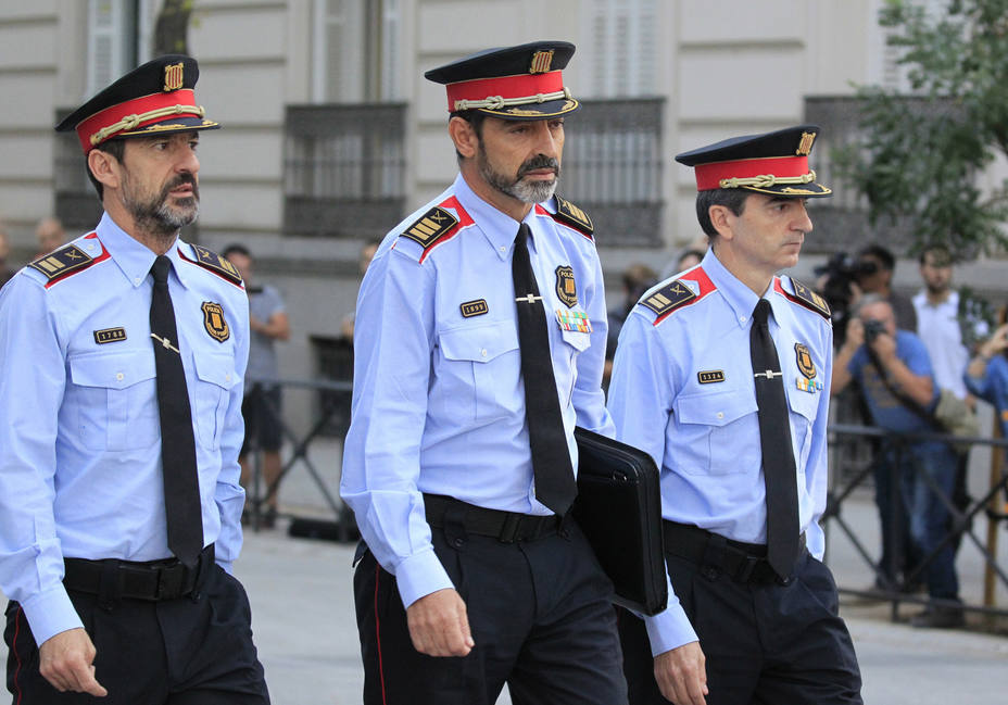 Josep Lluis Trapero. Archivo
