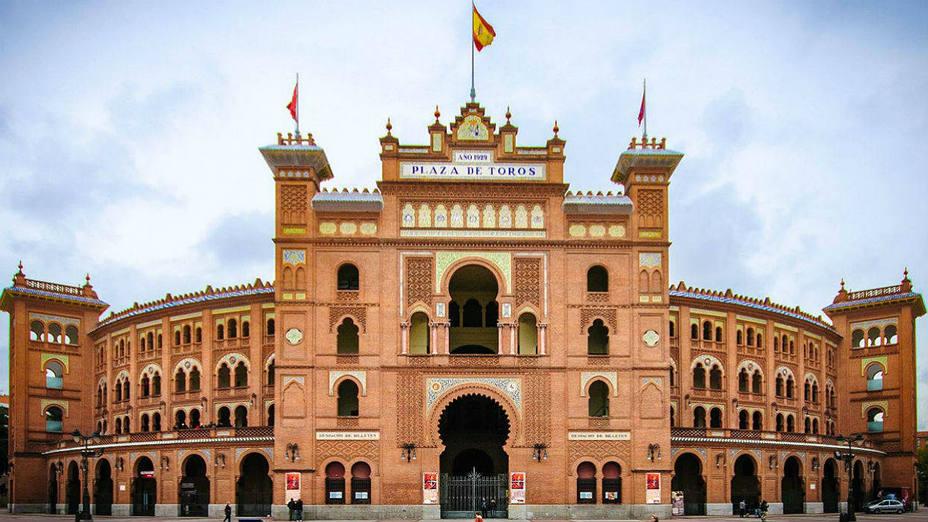 Imagen de la Plaza de Toros de Las Ventas