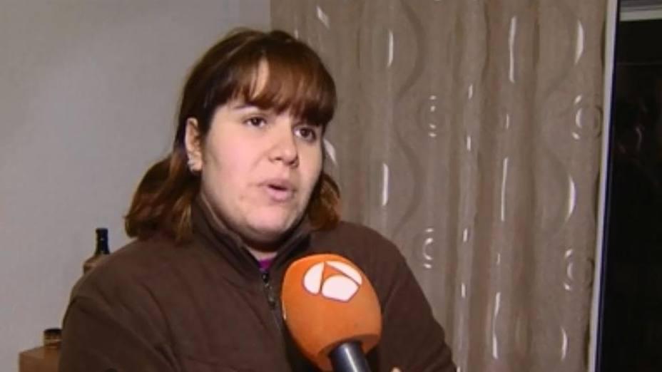 La madre del bebé en Antena 3