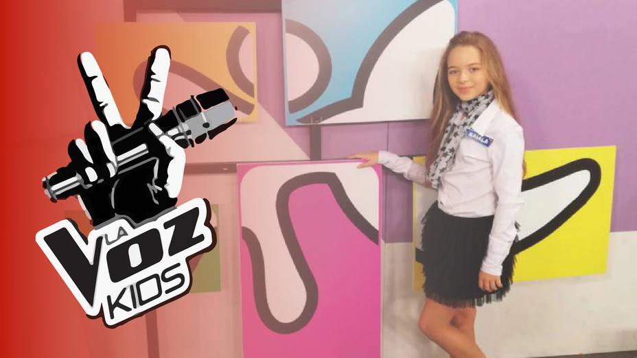 La extremeña de 11 años que concursó en La Voz Kids: Sé que Dios está conmigo