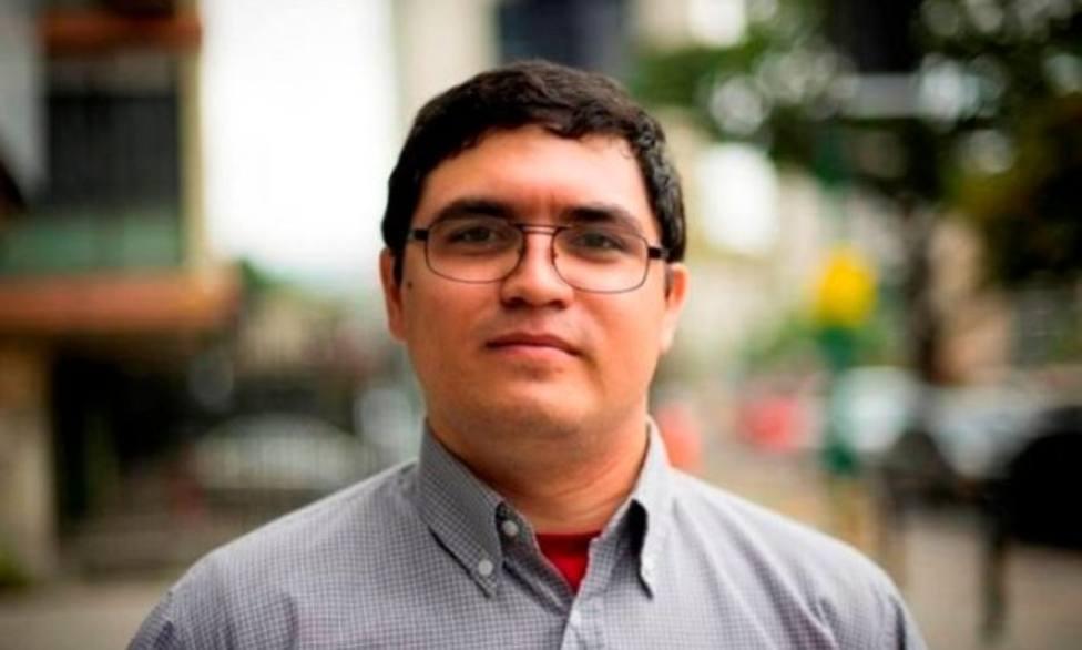 Liberado en Venezuela el periodista hispanovenezolano Luis Carlos Díaz