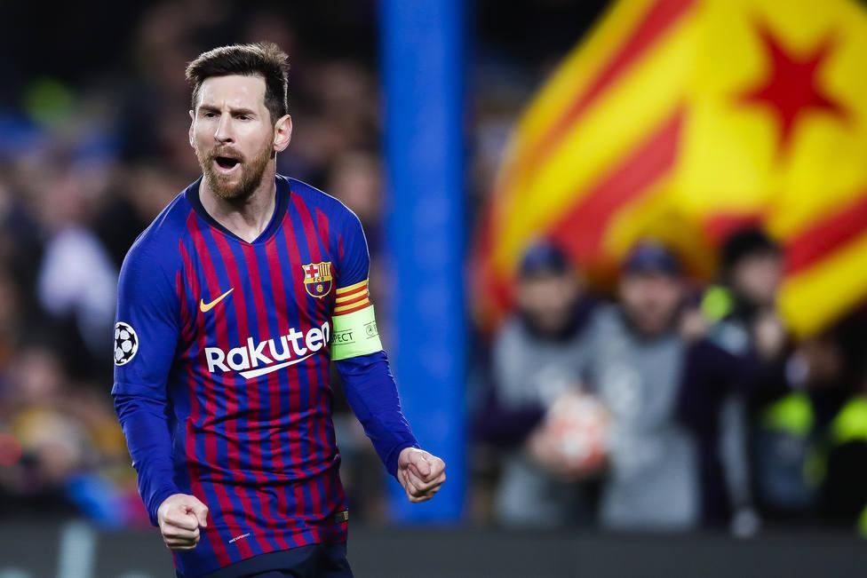 Messi: Lo de Cristiano y la Juve fue impresionante