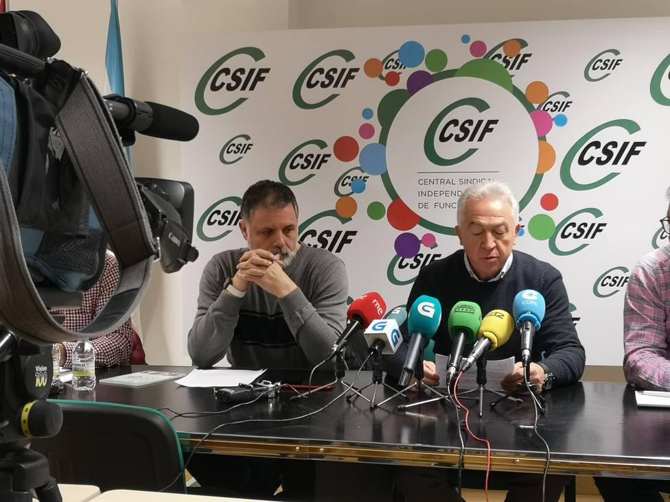 """El CSIF dice que la alcaldesa trató a los policías como el """"Generalísimo a la tropa"""""""