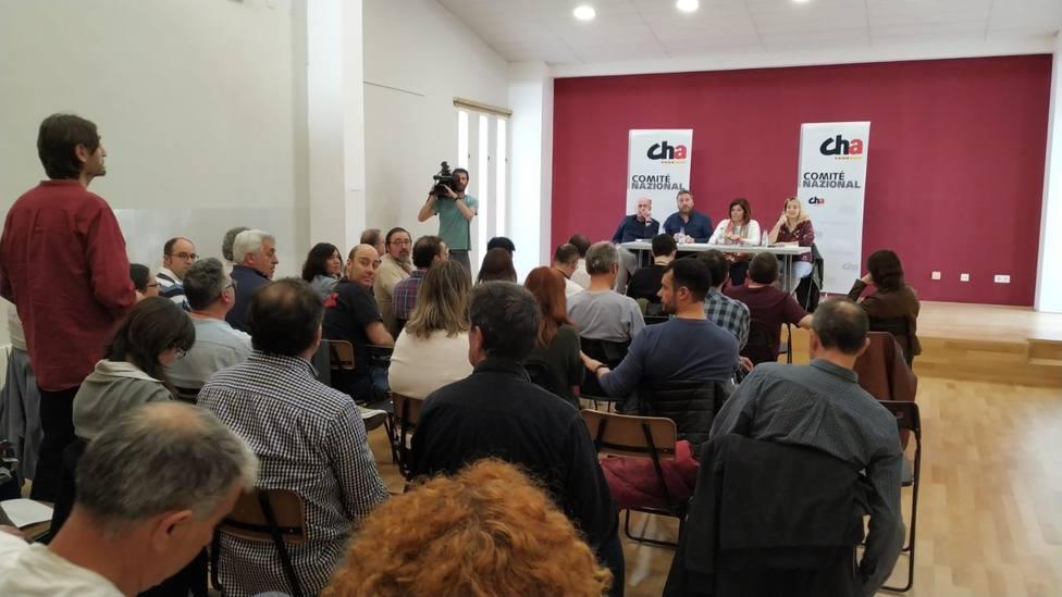 Chunta Aragonesista no concurrirá a las elecciones generales