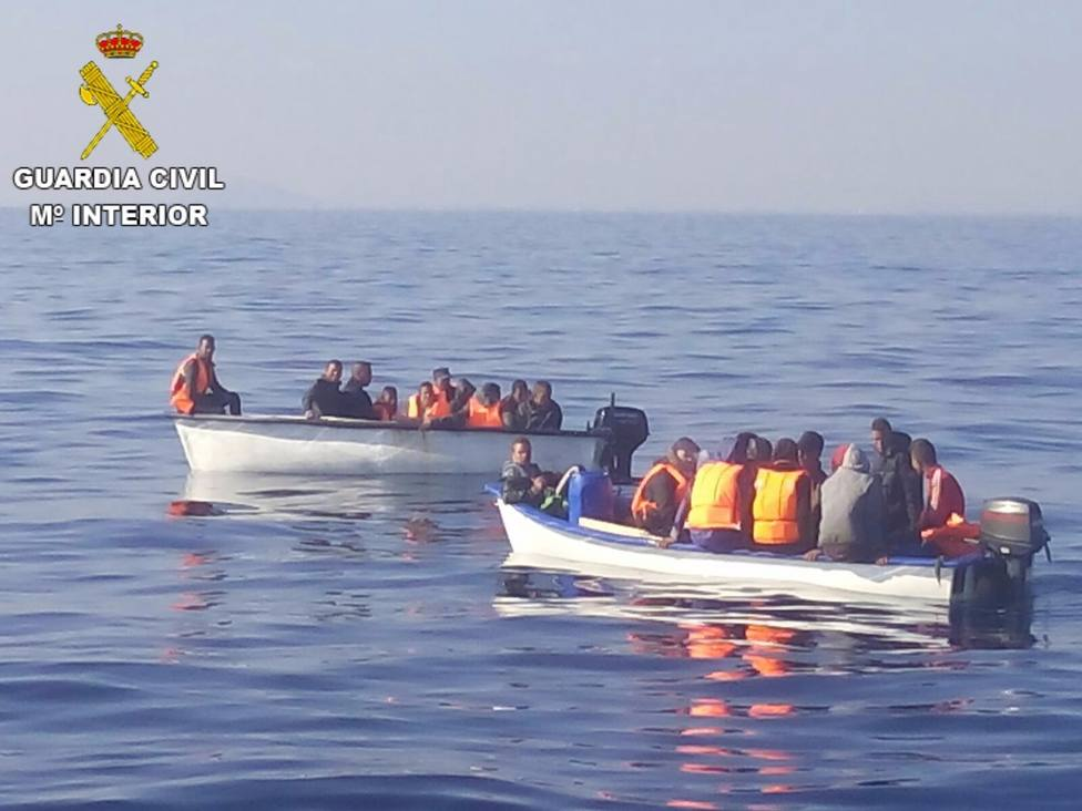 Casi 6.000 migrantes han llegado a España en patera en lo que va de año, un 68,3% más que en 2018