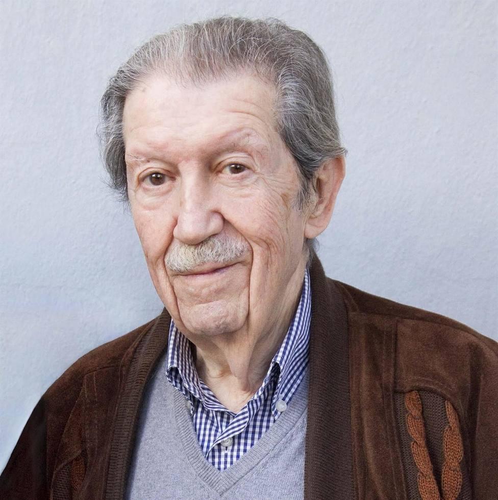 Fallece Manuel Alcántara a los 91 años
