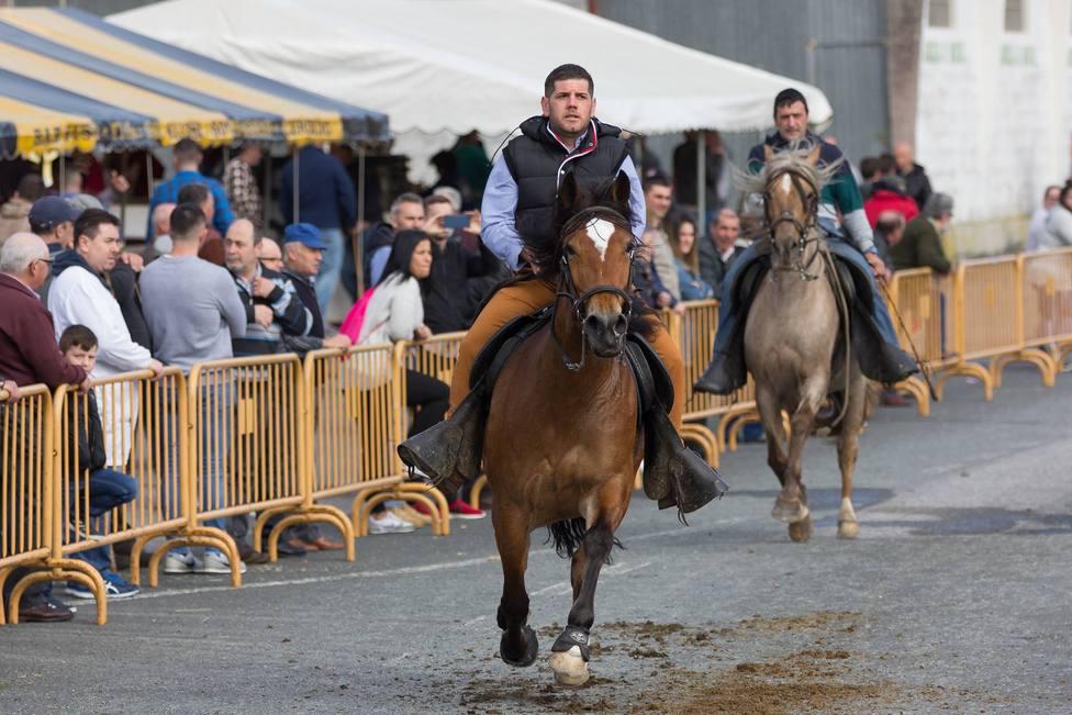 Las competiciones de andadura se desrrollarán durante buena parte del día - FOTO: César Galdo