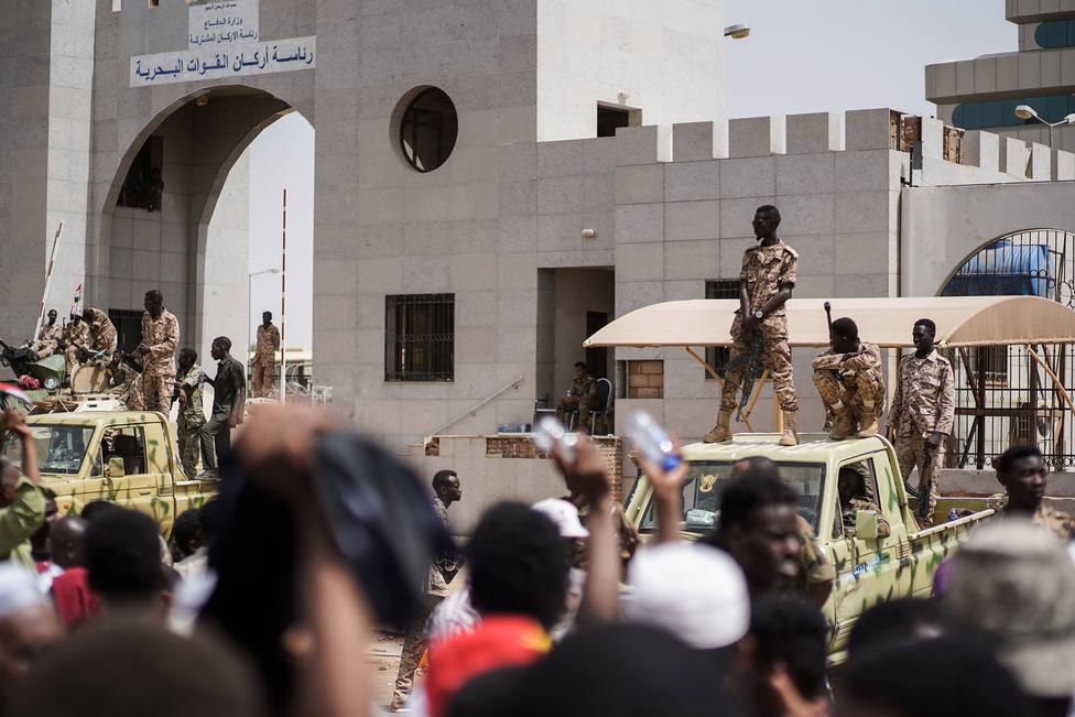 EEUU responsabiliza a la junta militar de la muerte de seis personas en las protestas en Sudán