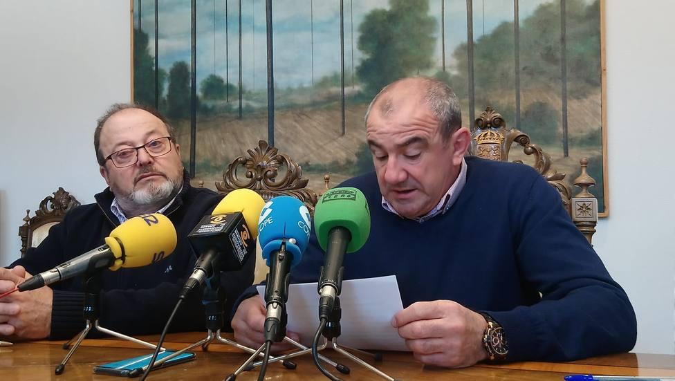 """Argelio Fernández: """"Si gobierna el PP en A Fonsagrada será responsabilidad del BNG"""""""