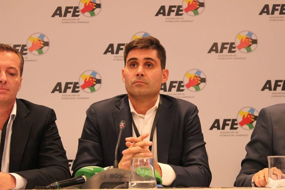 AFE avisa de que en ningún caso se van a repetir las elecciones sindicales en los clubes