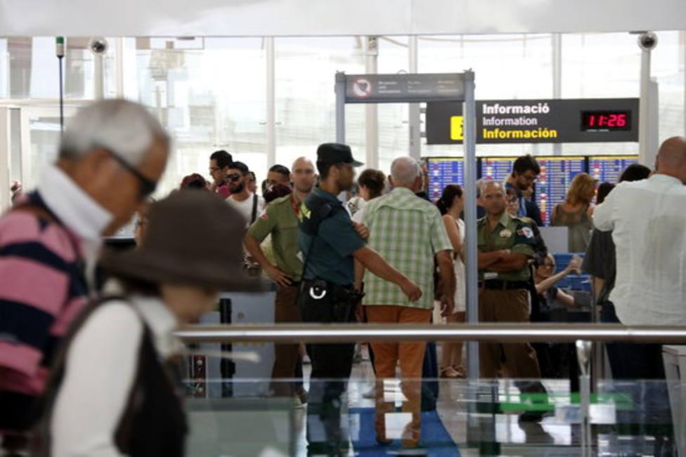 Este viernes 0 de agosto hay huelga del personal de seguridad en el Aeropuerto de Barcelona-El Prat