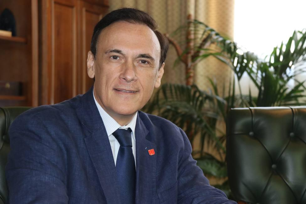 El presidente de la CRUE lamenta que la universidad española tiene muy difícil competir con el resto de Europa