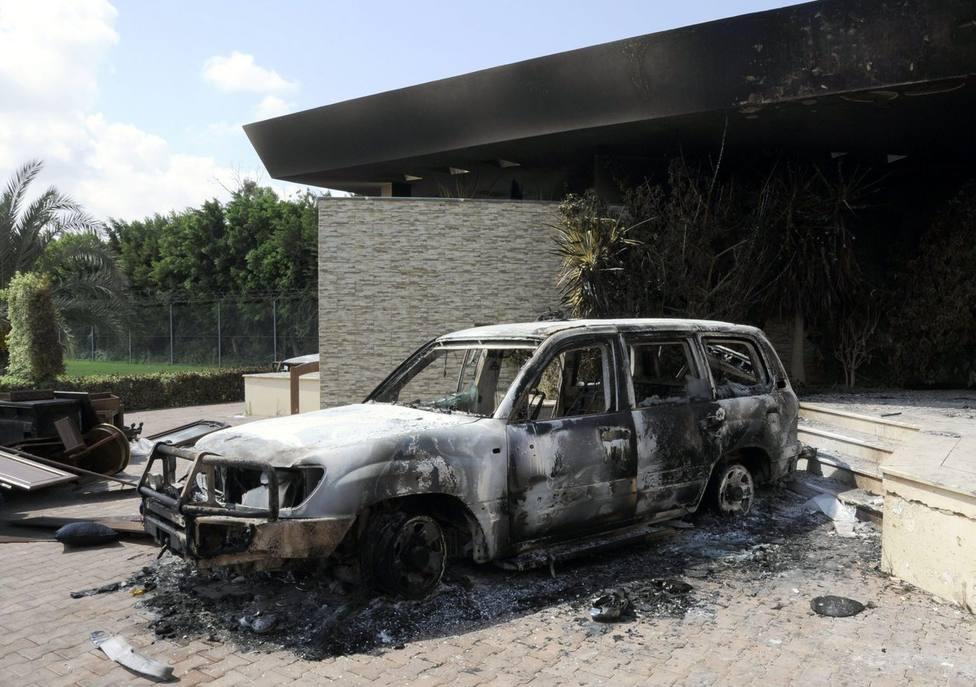 La ONU confirma la muerte de tres miembros de su personal por un coche bomba en el este de Libia
