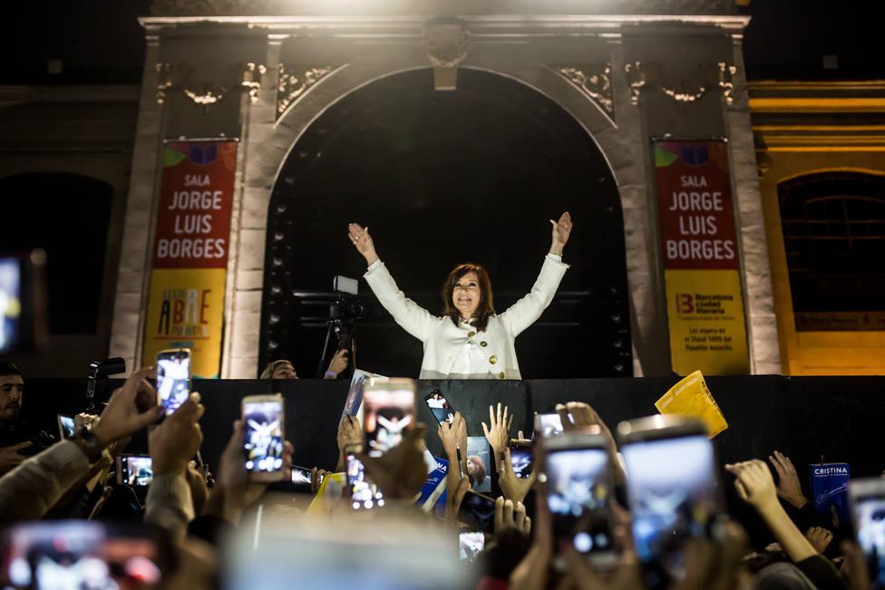 Podemos aplaude la victoria sin paliativos del peronismo de Fernández de Kirchner porque anuncia cambio en Argentina