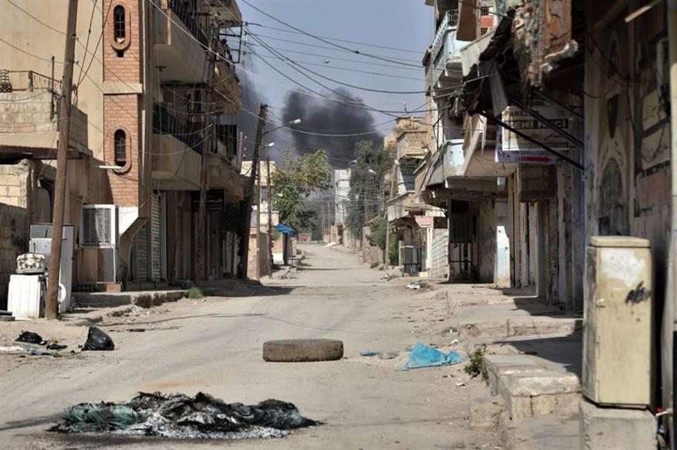 Turquía ataca con artillería una base en Siria en la que se encuentran fuerzas especiales de EE. UU.