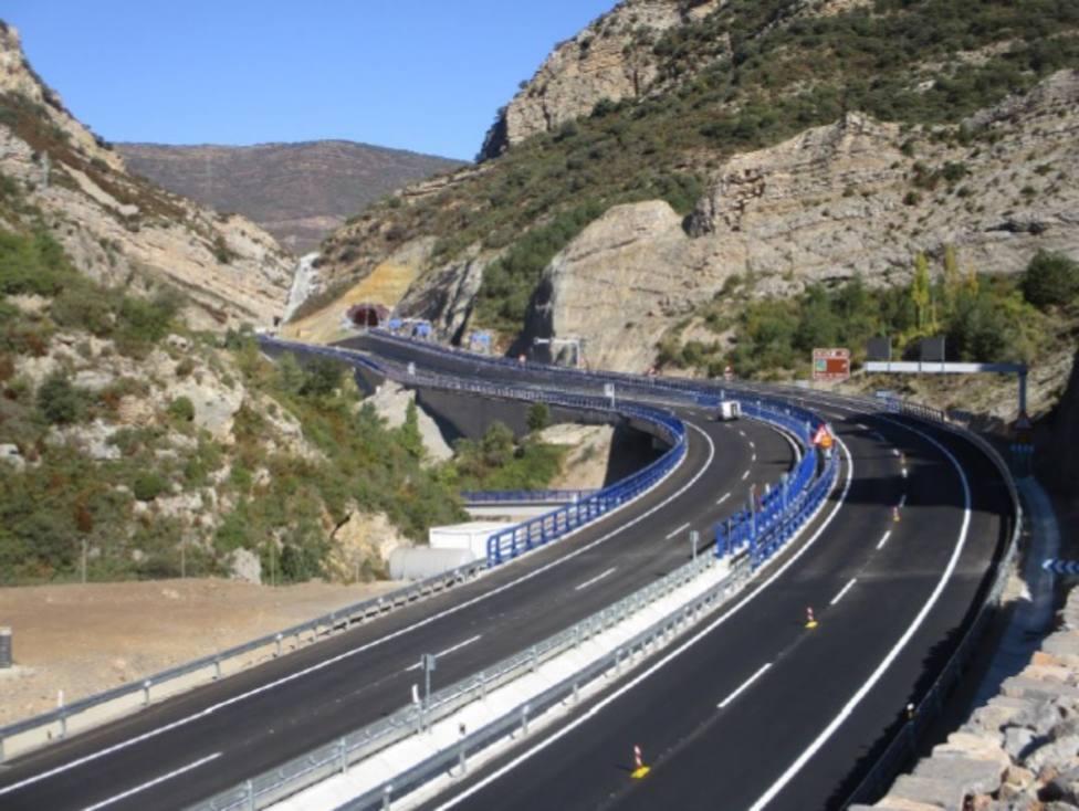 La autovía por Monrepós estará completamente acabada