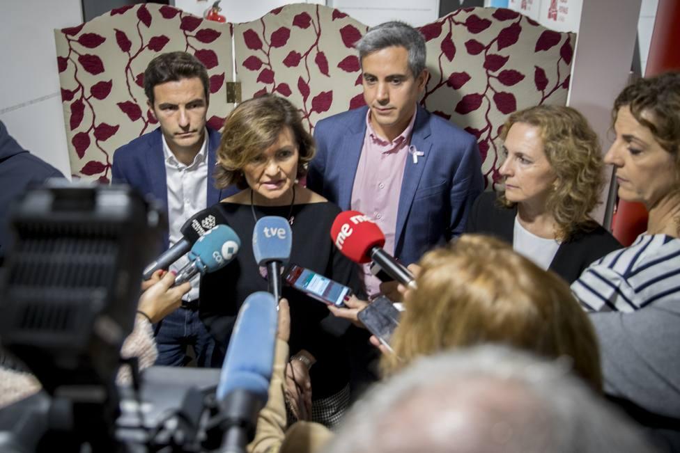 Calvo espera que la justicia belga y Bélgica estén a la altura y entreguen a Puigdemont