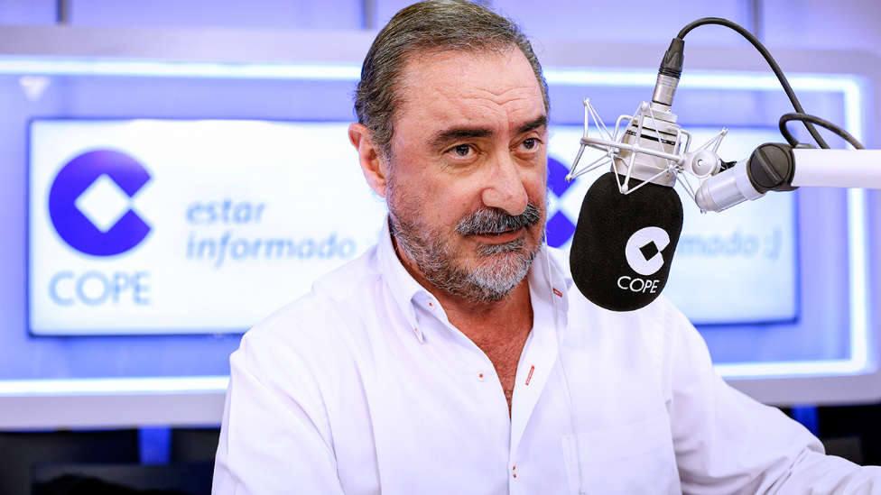 El mensaje de Herrera a Lastra y la grabación de un lobo en Galicia entre lo más visto en COPE.es