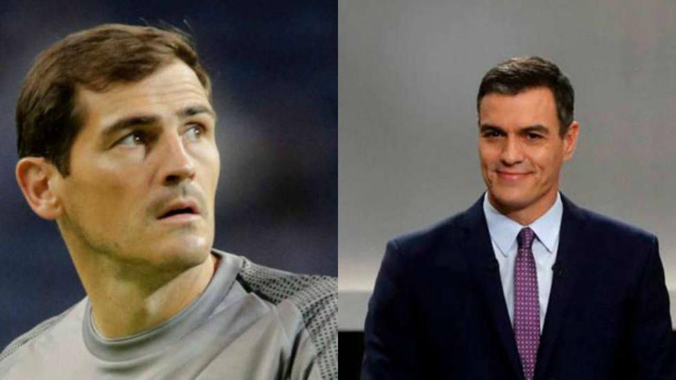 La pifia de Casillas en Instagram que ha hecho creer que iba a votar a este partido