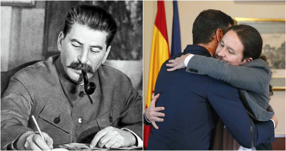El origen soviético del concepto de plurinacionalidad de Sánchez y el PSC