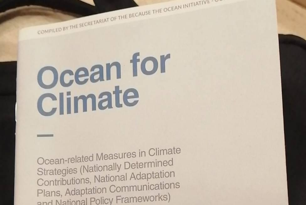 Alberto de Mónaco: No puede haber ninguna acción para luchar contra el cambio climático sin mirar al océano