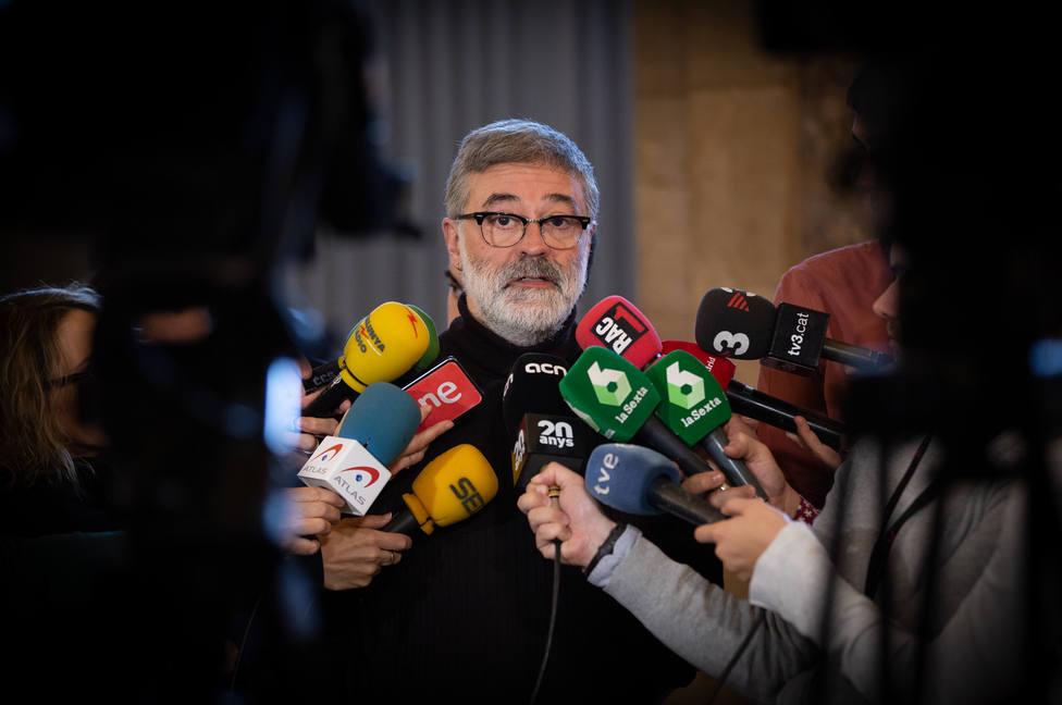 La CUP avisará en la reunión de fuerzas independentistas de que no prevé un diálogo igualitario