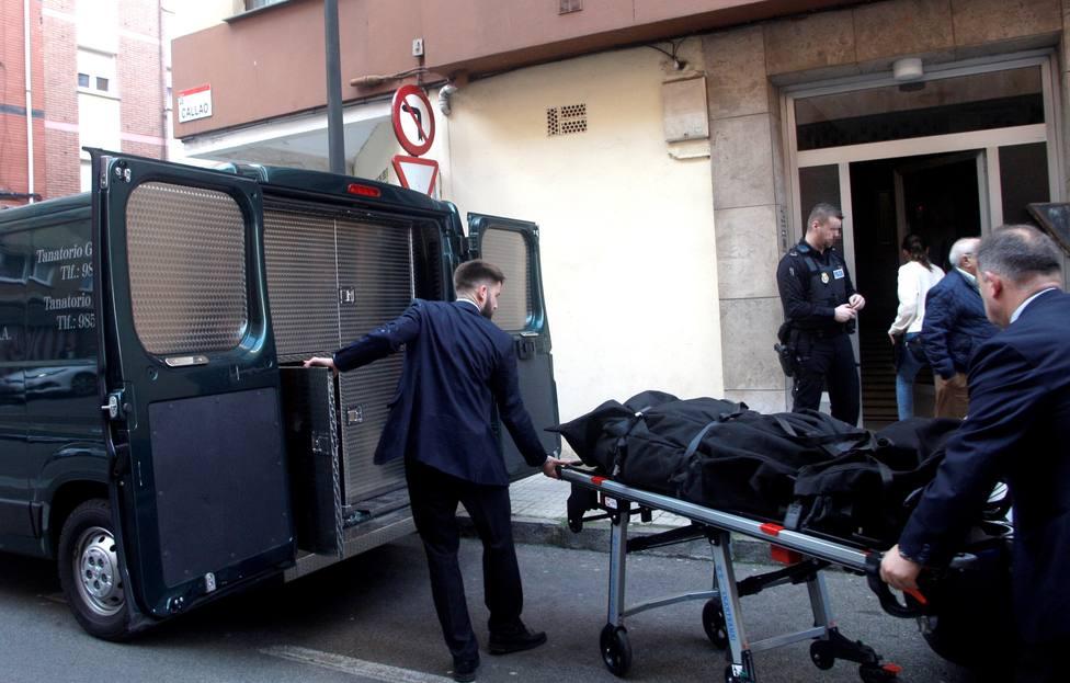 Detenido el presunto asesino de una mujer en Gijón