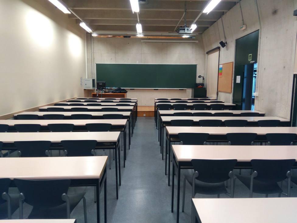 Las clases se suspenden 15 días