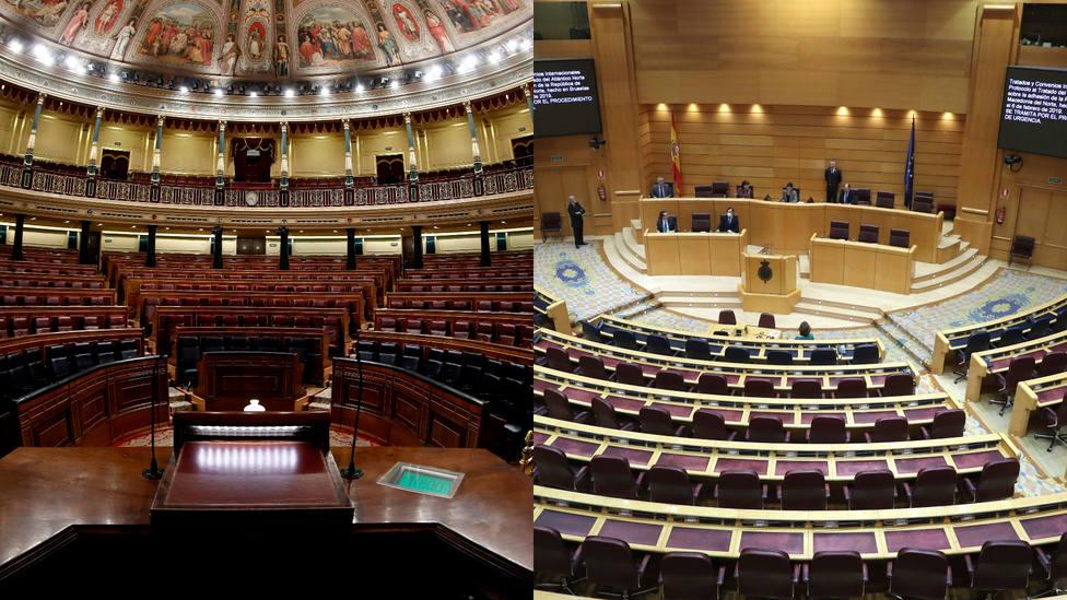 Los partidos políticos compiten por ver quién se aprieta más el cinturón