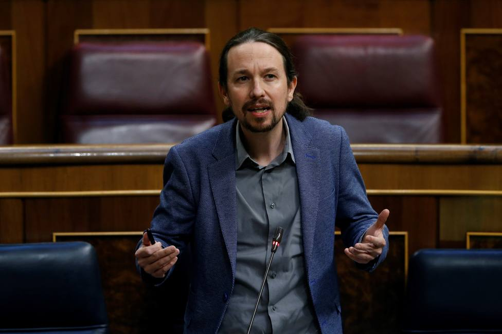 Pablo Iglesias en imagen de archivo