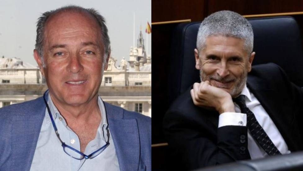 La dura sentencia de José Manuel Soto sobre la carrera de Grande-Marlaska: Su tumba