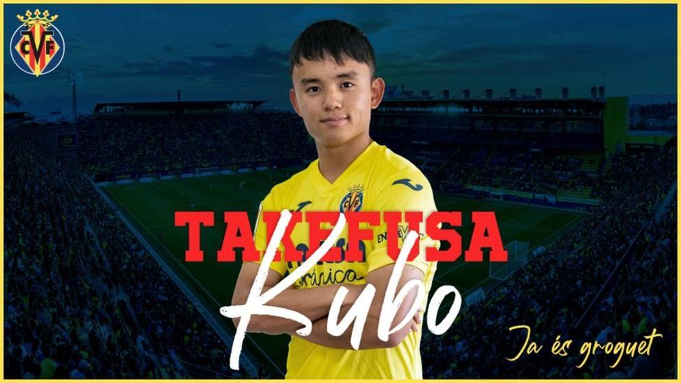 Takefusa Kubo