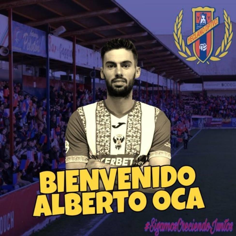 Alberto Oca