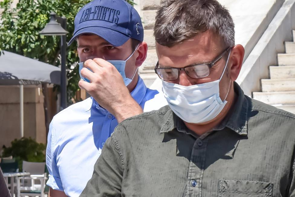 Maguire, capitán del United, declarado culpable por la Justicia griega y condenado a 21 meses de prisión