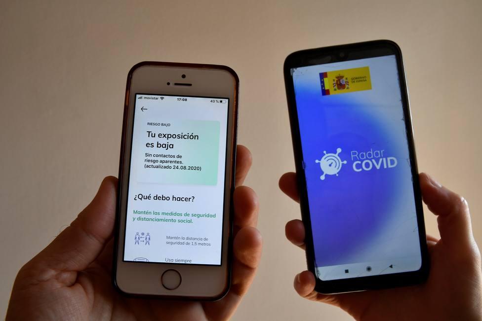 El Gobierno confía en que en septiembre Radar COVID esté lista en toda España
