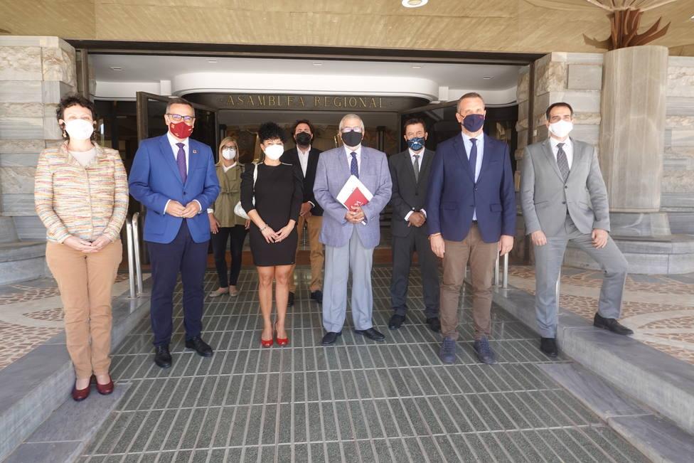 Declaración institucional en la Asamblea en apoyo a las personas con Fibrosis Quística