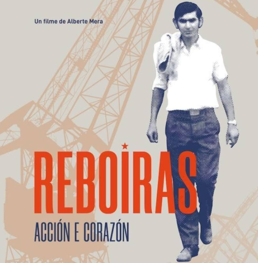 El largo cuenta la trayectoria del sindicalista Xosé Ramón Reboiras