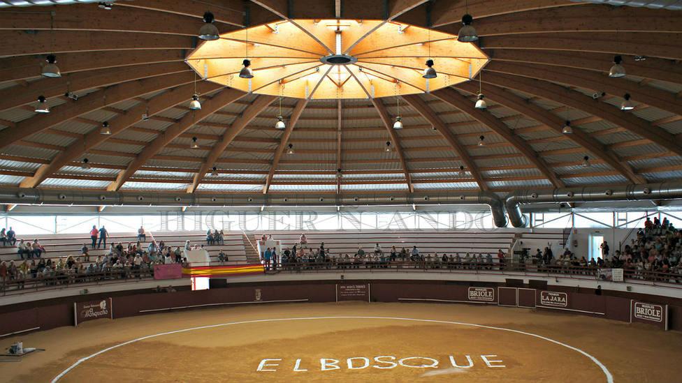 La plaza cubierta de El Bosque acogerá la final de las escuelas taurinas de Cádiz