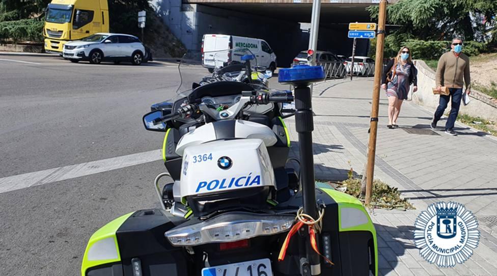 La Policía Municipal de Madrid: 3.200 multas por botellones y 550 fiestas durante estado de alarma en Madrid