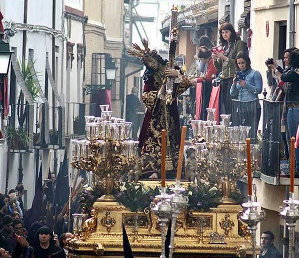 JESÚS DE LA AMARGURA