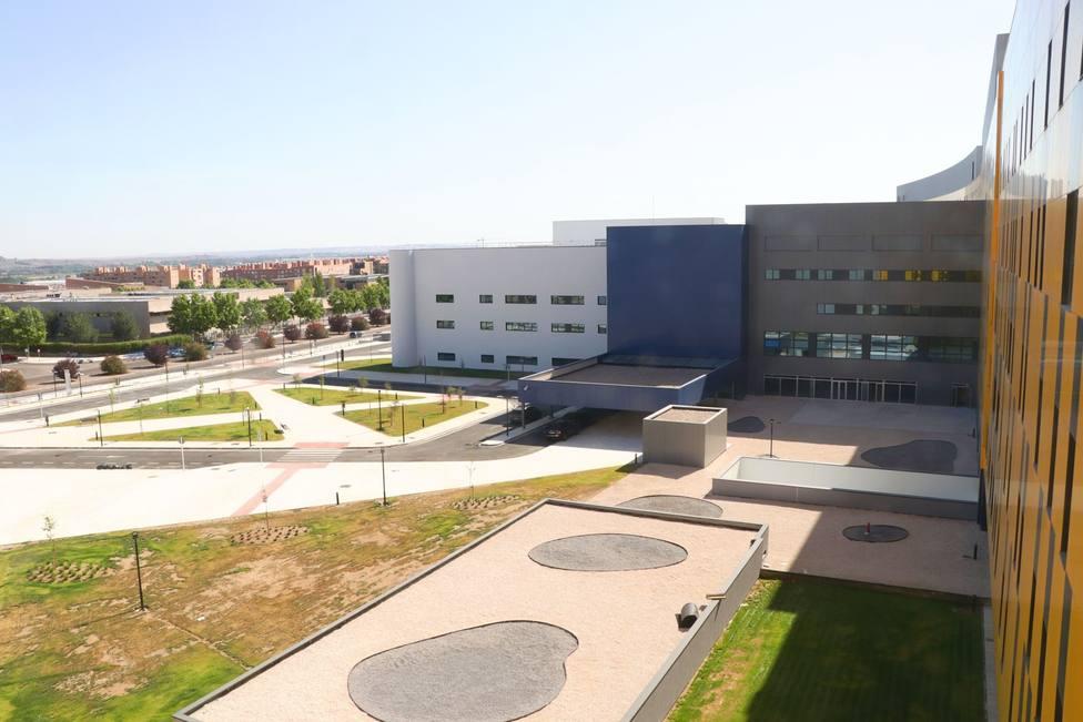 Los Reyes presiden el acto de inauguración del Hospital Universitario de Toledo