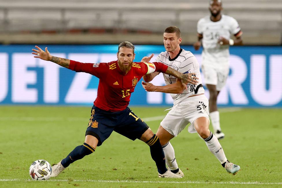 UEFA Nations League - Germany vs Spain