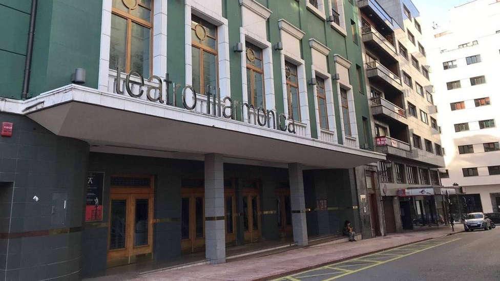 Teatro Filarmónica, Oviedo