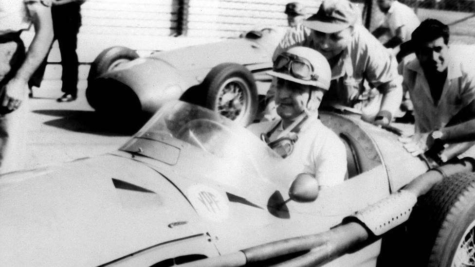 Francisco Godia, el predecesor español de Fernando Alonso en la Fórmula 1 del que no habrás oído hablar