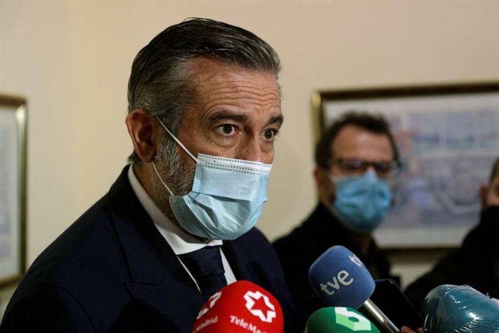 Enrique López, secretario de Justicia del Partido Popular