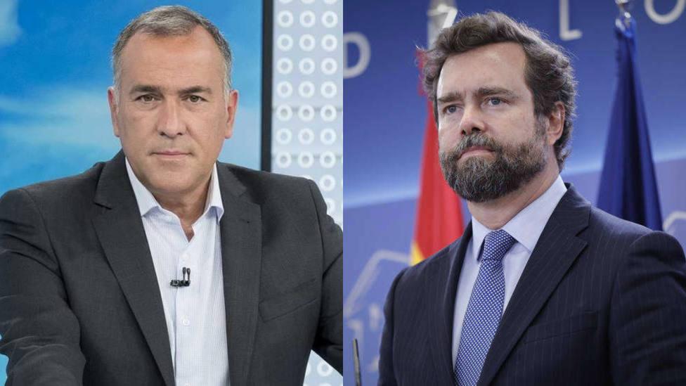 La defensa de Xabier Fortes a Zapatero que Espinosa corta en seco: Resucitó a Franco