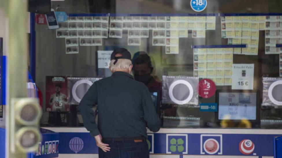 Apertura de administraciones de Lotería y Apuestas del Estado en Sevilla